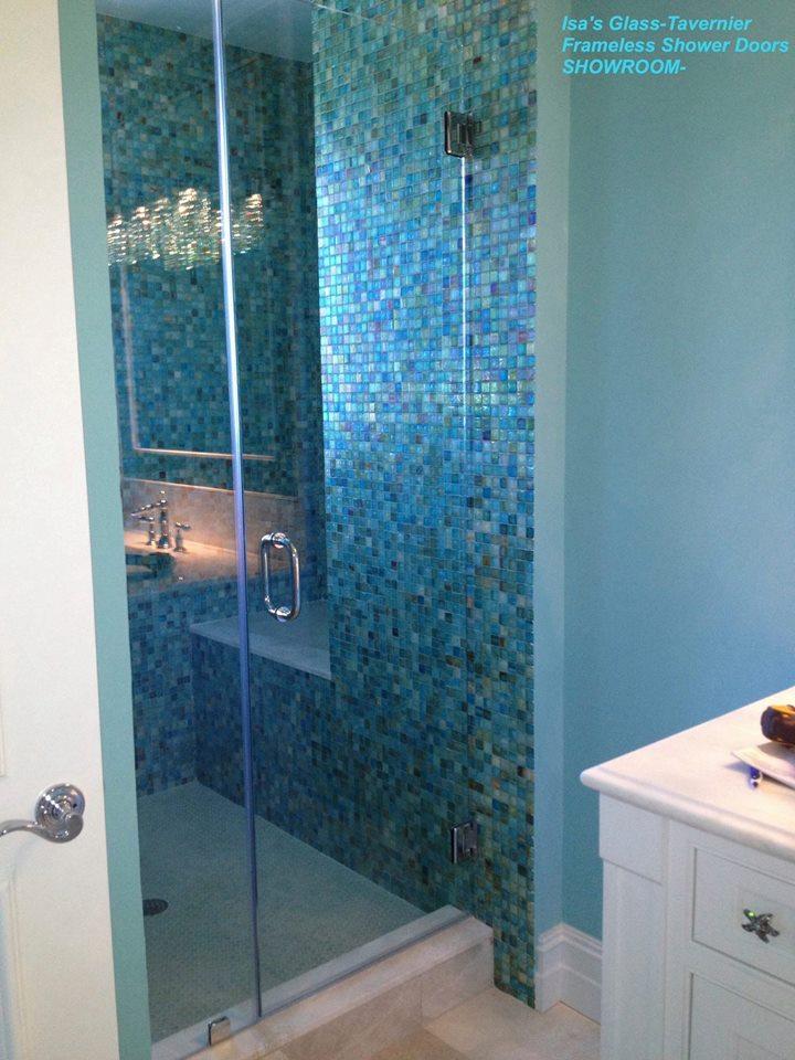 Frameless Glass Shower Door Gallery Florida Keys